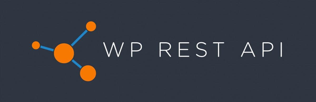 WP REST api banner